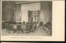 Assemblée Nationale - Salle Des Conférences  -  Elections De M. Fallières - Séance Du 17 Jan 1906 - Political Parties & Elections