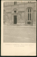 Assemblée Nationale - Porte D'entrée Du Public Sur La Rue Gambetta  -  Elections De M. Fallières - Séance Du 17 Jan 1906 - Political Parties & Elections