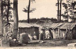 V4788 Cpa 41 Forêt De Russy - Une Loge De Bucheron - France