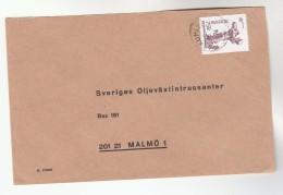 1974  SWEDEN  COVER Stamps EUROPA - Sweden