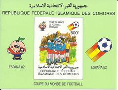 MAURITANIA  PRUEBA EN CARTON  MNH  ** - Copa Mundial