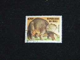 MALI YT 509 OBLITERE - TRICERATOPS PREHISTOIRE - Mali (1959-...)