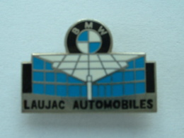PIN´S BMW - LAUJAC AUTOMOBILES - BMW