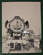Foto Bild Dampflok Eisenbahn Lokbild Aus Archivauflösung - Sonstige