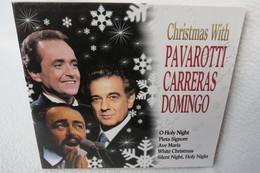 """CD """"Christmas With"""" Pavarotti, Carreras Und Domingo - Opera"""