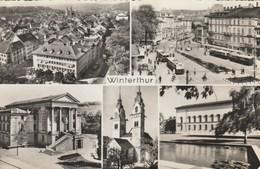 WINTERTHUR   AUTOBUSSEN  TROLLYBUSSEN - ZH Zurich