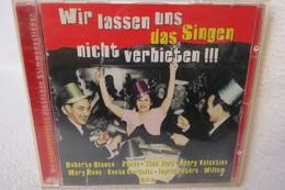 """CD """"Wir Lassen Uns Das Singen Nicht Verbieten"""" Die Gnadenlosesten Deutschen Stimmungslieder - Musik & Instrumente"""