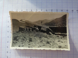 Photo Crash D'un Avion - Aviation