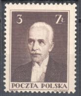Poland 1935 President Ignacy Moscicki - Mi. 311 - MNH (**) - Unused Stamps
