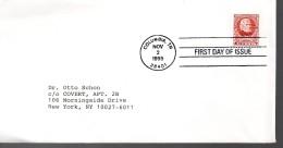 USA    FDC 1995  President  James K Polk - Non Classés
