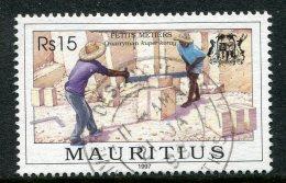 Mauritius 1997 Small Businesses - 15r Value Used (SG 973) - Mauritius (1968-...)