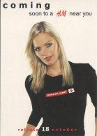 Chili Card Postcard, Cross My Heart (H+M Fashion, Camilla Vest) - Health