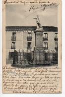 ESPAGNE - MOTRICO - Estatua De Churruca 1900... - Guipúzcoa (San Sebastián)