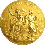 FRANCE. MÉDAILLE EXPOSITION INTERNATIONALE DE NANTES. 1904. FRANCIA - Profesionales / De Sociedad