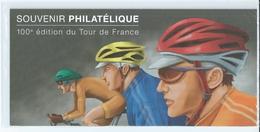 Souvenir Philatélique 2013 100è édition Du Tour De France Sous Blister Neuf Y&T 81 - Autres