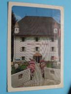 Pension DOKTOR-SCHLÖSSL Salzburg Aigen ( Paul Und Therese Gmachl ) Anno 1978 ( Zie Foto Voor Details ) !! - Hotels & Restaurants