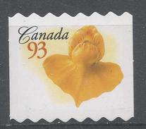 Canada 2006. Scott #2195 (MNH) Flower's Flat-leaved Bladderwort - Unused Stamps