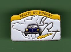 RENAULT ALPINE *** RALLYE DU MUGUET *** 0056 - Renault