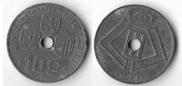 Belgie - Belgique - 10 Centimes - 1941 - 02. 10 Centimes