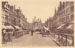 Mechelen - Malines - Ijzeren Leen - Bailles De Fer (animation, Oldtimer) - Mechelen