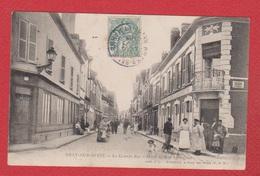 Bray Sur Seine --  La Grande Rue  -- - Bray Sur Seine