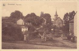 Amonines - Panorama (attelage, Animée) - Erezée