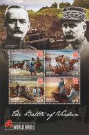 Mayreau Grenadines Of St. Vincent -2015-WWI-world War One Battle Of The Verdun - St.Vincent E Grenadine