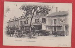 Nemours  --  L Hotel St Pierre - Nemours