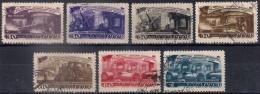 Russia 1948, Michel Nr 1261-67, Used - Usati