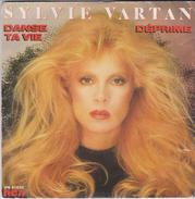 45 T .  SYLVIE VARTAN . Danse Ta Vie / Déprime - Vinyl Records