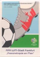 Sport - FIFA WM - Deutschland 2006 - Stadt Frankfurt