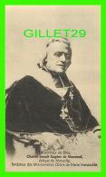 IMAGES RELIGIEUSES -  CHARLES-JOSEPH-EUGÈNE DE MAZENOD, ÉVÊQUE DE MARSEILLE - FONDATEUR MISS, OBLATS DE MARIE IMMACULÉE - Images Religieuses