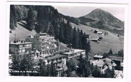 CH4053     LEYSIN : Et Le Mont D´Or - VD Vaud