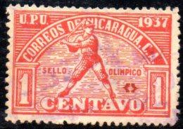 T885 - NICARAGUA  , Yvert N. 678  Usato . - Nicaragua