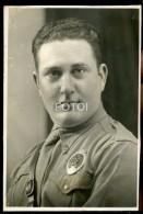 1935 PHOTO FOTO JOSE GARRALDA VIGILANTE DE CARRETERAS TALAVERA DE LA REINA ESPANA SPAIN Ns170 - Lieux