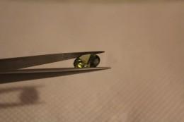232 - Zircone Verde - Ct 10.60 - Zirkon