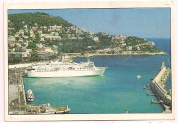 06 - NICE - Le Port - Ed. MATTESI N° 108 - 1987 - Transport (sea) - Harbour