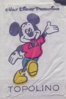 ITALIA : Suikerzakje/Sachet De Sucre/Sugar Package:  ## Walt Disney Productions: TOPOLINO ## - Sucres