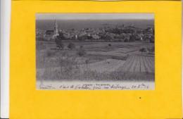 CPA - LATRECEY - Vue Générale   - Vignes - Berthenet éditeur - Autres Communes