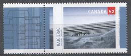 Canada 2007. Scott #2215 (MNH) Building's University Of Lethbridge + Label - Neufs