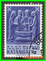 AFRICA - KATANGA  - AÑO 1961 - Katanga