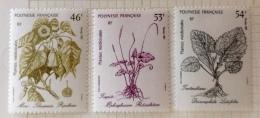 French Polynesia - 1987 MH* # 468/470 - French Polynesia