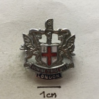 Badge (Pin) ZN003211 - City Of London England Coat Of Arms - Città
