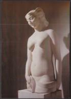 Yugoslavia  Zagreb 1983 / Ivan Mestrovic / Art / Sculptures / Female Torso (1928) / Atelier Mestrovic Zagreb - Esculturas