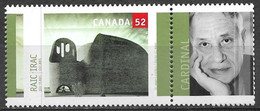 Canada 2007. Scott #2216 (MNH) Building: St. Mary's Church, Douglas Cardinal - 1952-.... Règne D'Elizabeth II