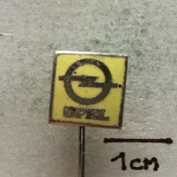 Badge (Pin) ZN003239 - Automobile (Car) Opel - Opel