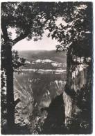 FRANCIA - France - 1950 - 2F + 10F - 38 Isère - Forêt De Lente Combe-Laval, Un Tunnel Sur La Route Forestière à Pic D... - France