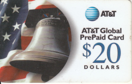 ALASKA - Bell, AT&T Prepaid Card $20, Used - Telefonkarten