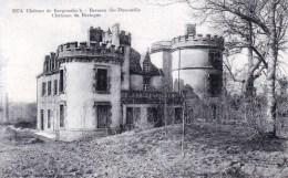 29 - Scaer ( Finistere ) Chateau De Kergoualec H- Berceau Des Ducouedic - France