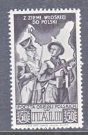 POLAND  M  11    ** - 1939-44: World War Two
